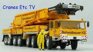 YCC Liebherr LTM 1800 Mobile Crane