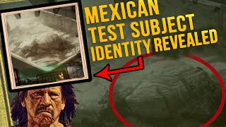 Mexican Test Subject IDENTITY REVEALED! | Who's the Mexican Test Subject Explained Zombies Storyline