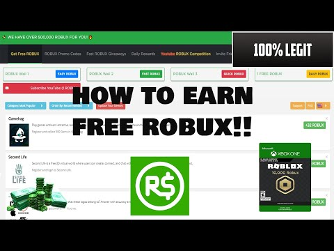 how to get robux for free in 2020   free robux promo codes roblox thumbnail