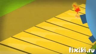 Фиксики - Советы - Опыты со звуком | Фикси-советы