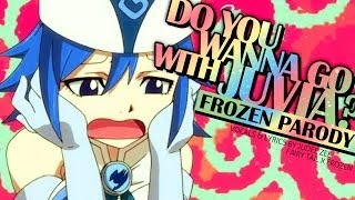 Do You Wanna Go with Juvia? [FROZEN PARODY] Thumbnail