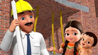 The Engineer - Song on Professions   Bengali Rhymes for Children   Infobells