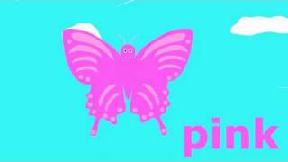 The Butterfly Colors Song (HD)