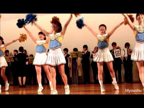 仙台育英高等学校チアリーダー部 I-LIONS 第3回ダンスフェスティバルin仙台posted by caledweddnz