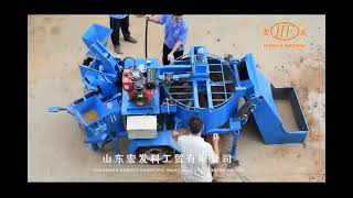 Eco brava china clay brick making machine south africa ,