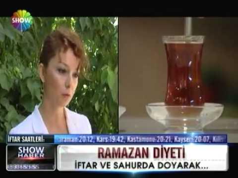 Ramazan Ayı Diyeti