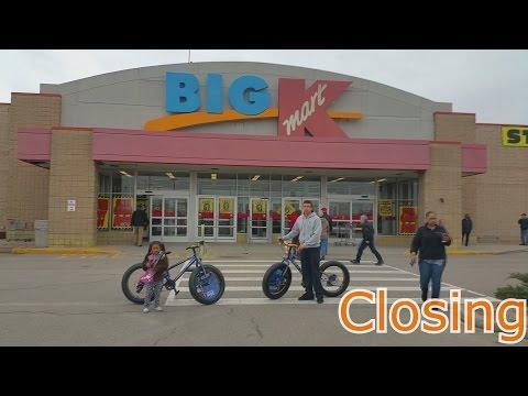 Big Kmart South Attleboro MA Closing