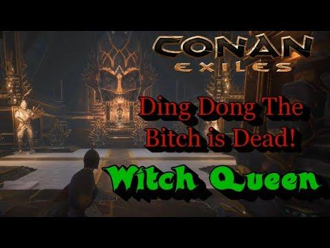 Conan Exiles  2019 ...  Witch Queen  Ep. 28