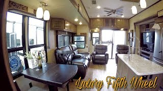 NEW Durango Gold G382MBQ |  Full Time Living Luxury Fifth Wheel
