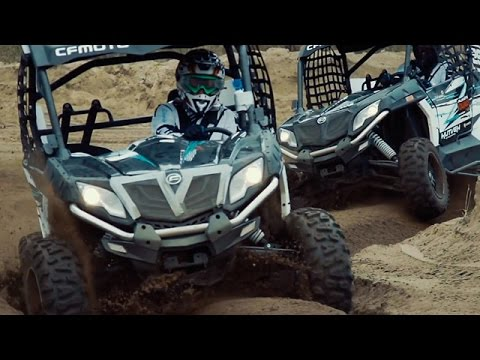 CFMOTO UTV Endurance Racing