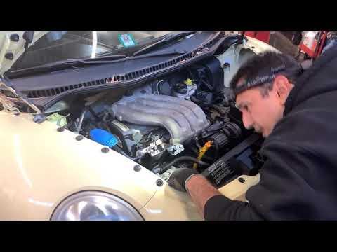 2005 VW BEETLE Cylinder head gasket Part 1