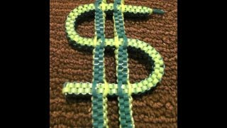 Dollar Sign Lanyard