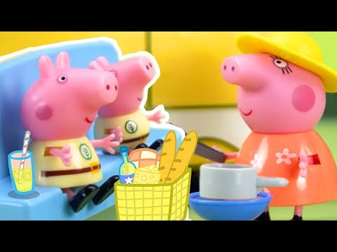 Kids TV and Stories | Peppa Pig's Surprise Holiday | Peppa Pig Full Episodes