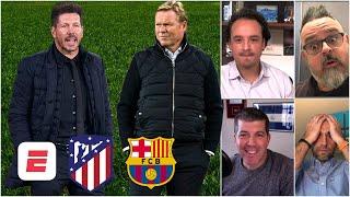 Atlético de Madrid vs Barcelona, sin el morbo de un reencuentro de Messi con Suárez   Exclusivos