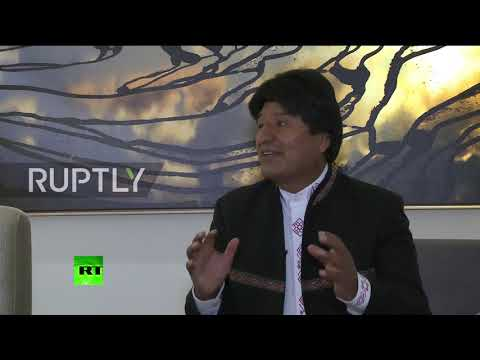 UN: US Tries To 'divide' Latin America – Bolivian President
