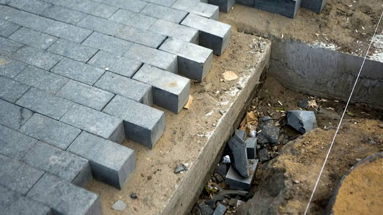 Изготовление тротуарной плитки бизнес идея открыть свой бизнес сочи