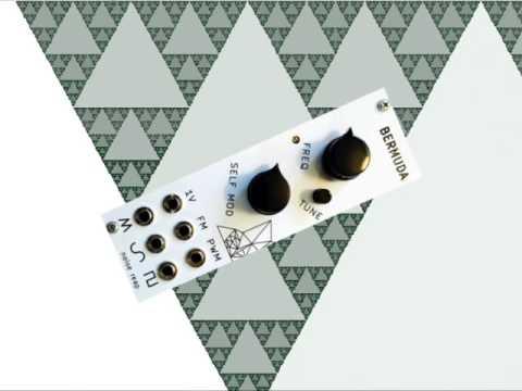 Vco Demo Eurorack Noise Experiment Reap Bermuda Modular dWrCxBoe