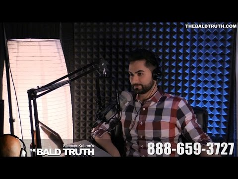The Bald Truth Ep. 148 - Considering Tattooing Your Scalp? Listen To This Expert's Opinion