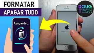 Iphone 5S - Como Formatar ( Remove Conteúdo & Icloud ) - Blackmobile.com.br thumbnail