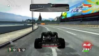 Обзор игры Fast & Furious  Showdown