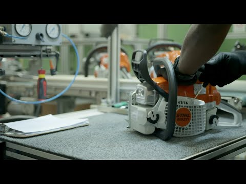 Stihl Chainsaws & Mapel Syrup