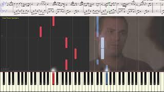 I Will Always Love You - Whitney Houston (Easy) (Ноты и Видеоурок для фортепиано) (piano cover)