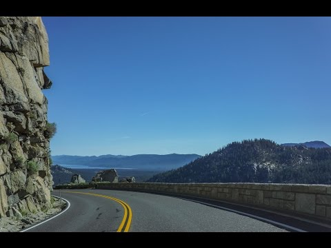 15-35: US-50 East through Lake Tahoe to Carson City, NV