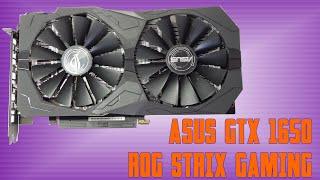 [Cowcot TV] Présentation carte graphique ASUS GTX 1650 ROG Strix Gaming