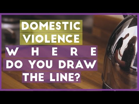 'Draw the line' - A Domestic Violence Short Film
