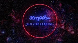 Storyteller - Best Story or Writing of 2017 | COGconnected Game of the Year Awards