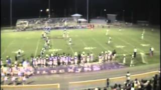 Golden Eagle Football - Shelbyville vs Lawrence County 08 22 2015