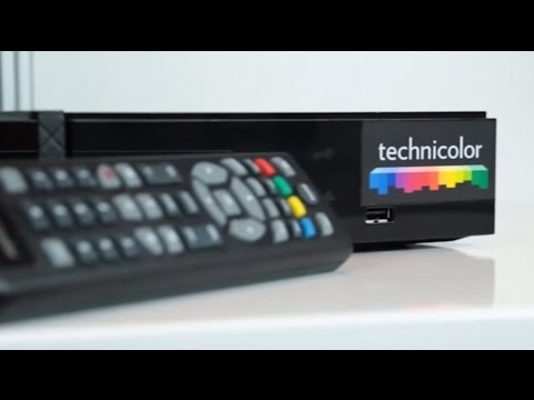 MPEG-H Audio Enabled Technicolor Set-Top Box