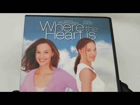 Where The Heart Is (Widescreen) Natalie Portman, James FrainDVD COVER Artwork HD UNBOXING lyrics