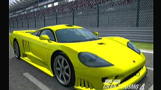 2002 saleen s7 fuji speedway race gran turismo 4 playstation 2