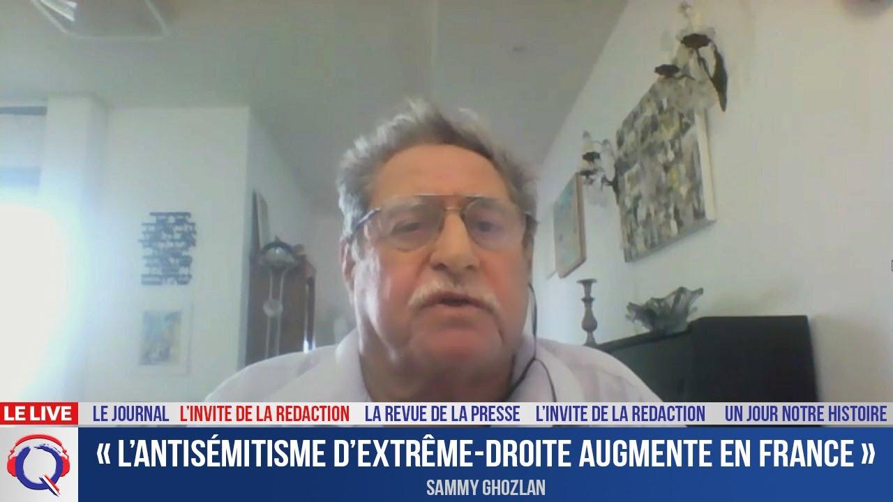 « L'antisémitisme d'extrême-droite augmente en France » - L'invité du 20 octobre 2021