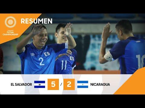 CFC 21: El Salvador vs Nicaragua