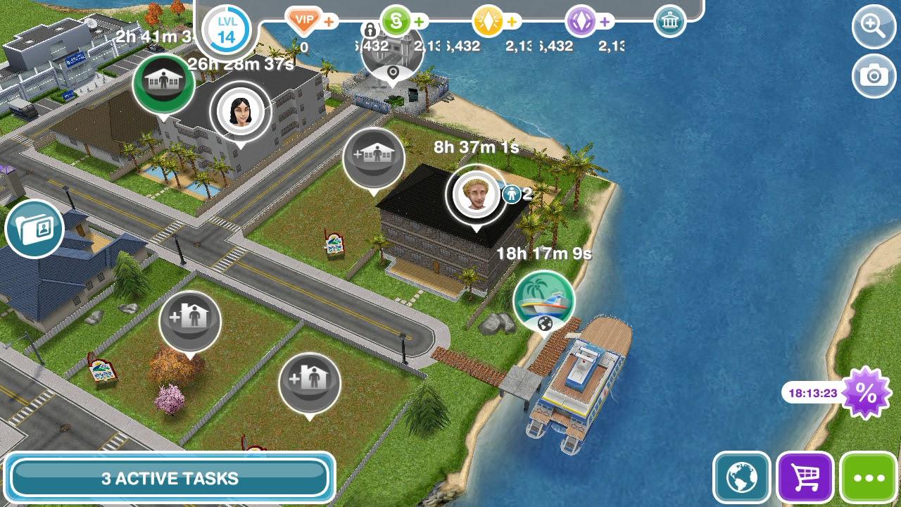 เควส send dance party invitations the sims free play youtube