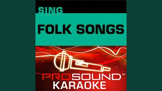 Greensleeves (Karaoke Instrumental Track) (In the Style of Traditional)