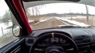 2000 Prodrive Subaru Impreza P1 Rally Car - WR TV POV Test Drive