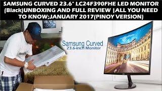 Samsung Curved 23.6