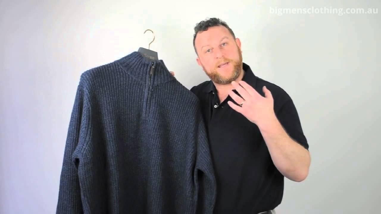 Big Men Clothing