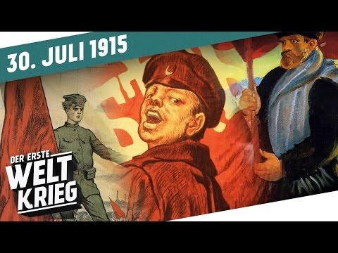 Russisch Roulette - Deutschland hilft den Bolschewiken I DER ERSTE WELTKRIEG Woche 53