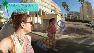Mallorca Vlog 2 - chilliger Beachday!