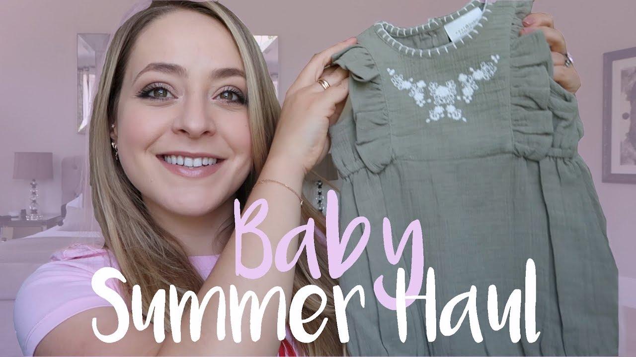 Baby HOLIDAY Haul! | Fleur De Force