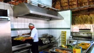 LA MEJOR PAELLA DE CUBA ...RIGOBERTO y GERARDO