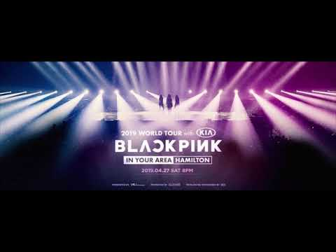 [BLACKPINK] As If It's Your Last (IN YOUR AREA In HAMILTON Live Band Studio Version)