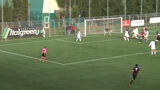 Ortona - Lanciano calcio 1920 1-0