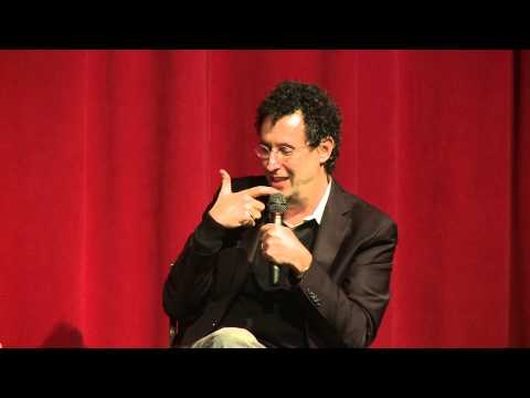 Tony Kushner on Steven Spielberg