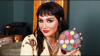 Kesha Gives Us a Tour of Her 12-Shade FTW Palette!