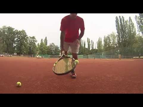 Tennis Fun 4 im TIB (Berlin)